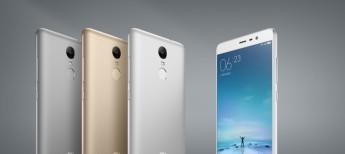 Xiaomi Redmi Note 3 - Portada