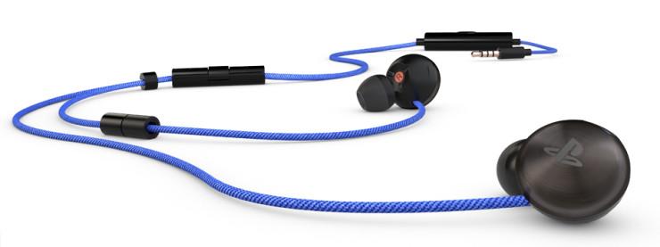 auriculares In-Ear de PlayStation 4