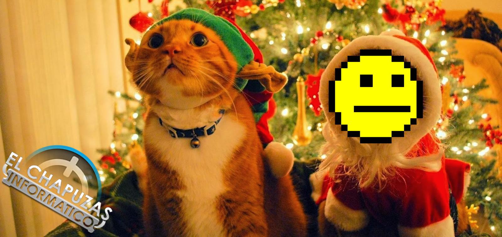 Desde El Chapuzas Informático os deseamos una Feliz Navidad
