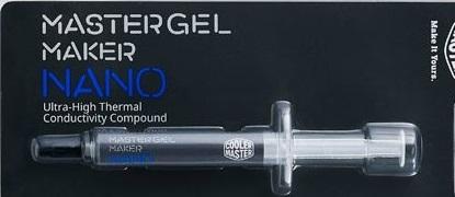 Cooler Master MasterGel: Compuesto térmico de alta conductividad