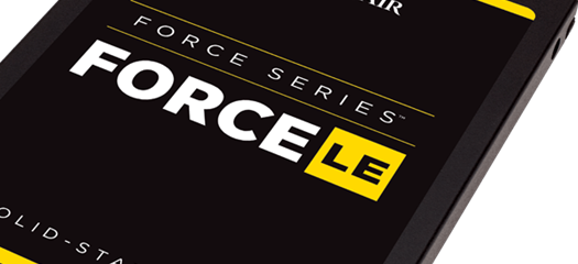Corsair Force LE - Portada