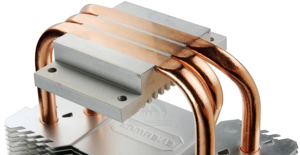 Enermax ETS-N30II: Disipador compacto y económico