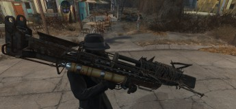 Fallout 4 - Any Mod Any Weapon