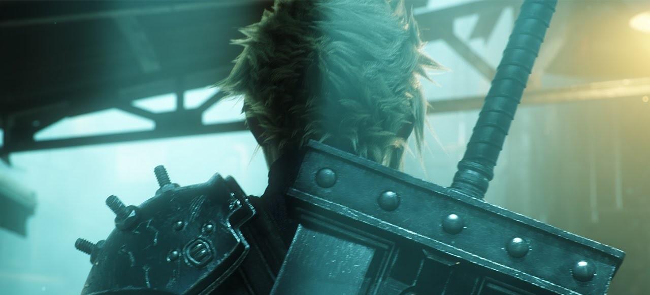 Final Fantasy VII Remake está siendo desarrollado con el Unreal Engine 4