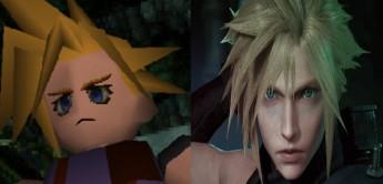 Final Fantasy VII vs Final Fantasy VII Remake