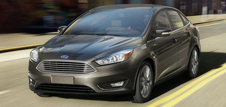 Ford Focus Sedan 2015