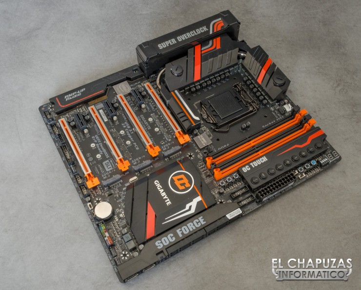Gigabyte Z170X-SOC Force 99