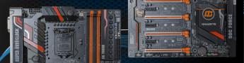 Gigabyte Z170X-SOC Force Slider