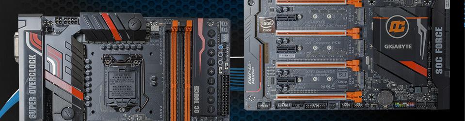 Review: Gigabyte Z170X-SOC Force