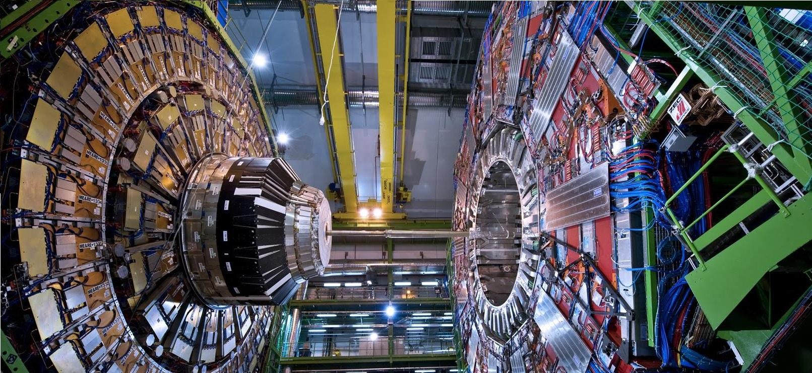 El Gran Colisionador de Hadrones del CERN encuentra 5 nuevas partículas