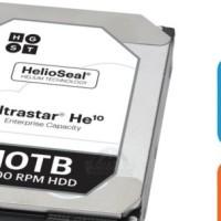 HGST Ultrastar He10: El primer HDD de 10TB de capacidad