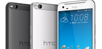 HTC One X9 - Portada