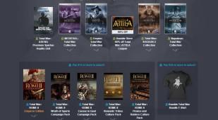 Humble Bundle - Total War Encore