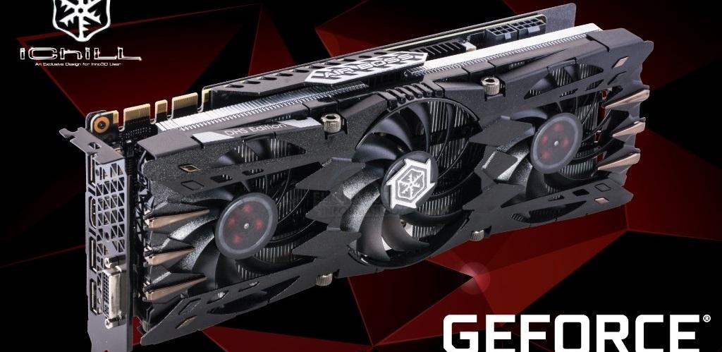 Inno3D GeForce GTX 980 Ti iChill X3 Ultra DHS