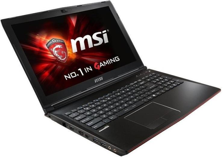 MSI GP62 2QE-204XES