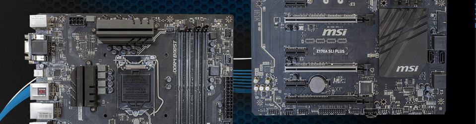 Review: MSI Z170A SLI Plus