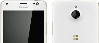Microsoft Lumia 850 render final - portada