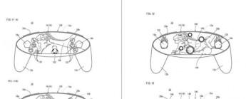 Patente gamepad Nintendo NX - Portada