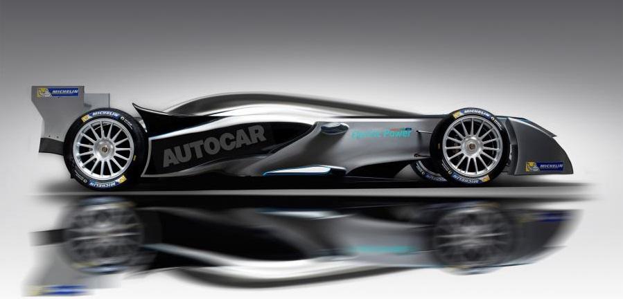 Roborace, competición telonera de la Formula E sin pilotos
