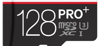 Samsung PRO+ 128 GB - Portada