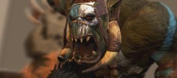 Total War Warhammer - Jinetes de Jabalí Big'Uns
