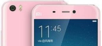 Xiaomi Mi 5 Render - Portada