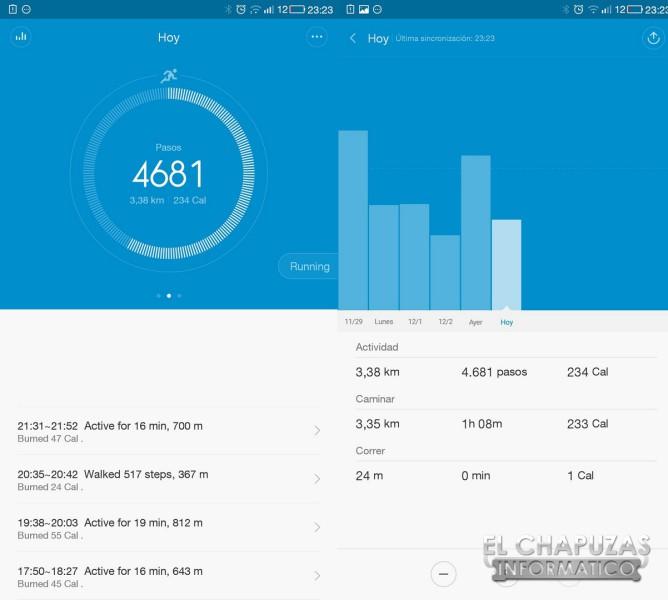 Xiaomi Mi Band 1S 16