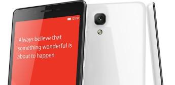 Xiaomi Redmi Note Prime - Portada