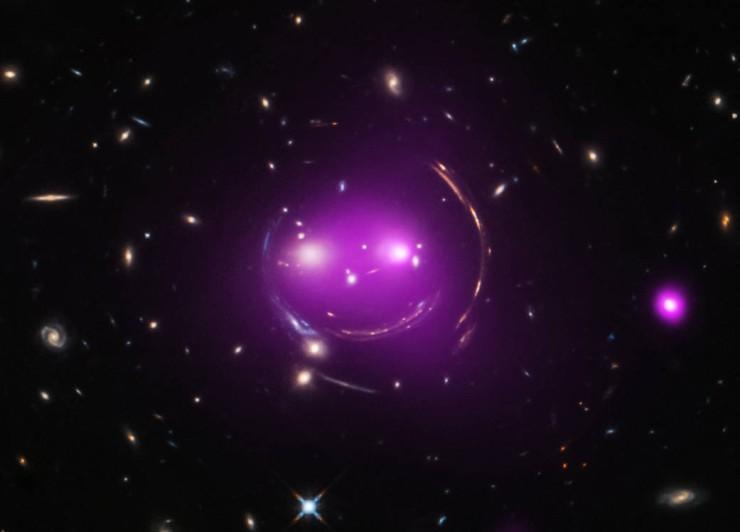 gato de Cheshire - NASA
