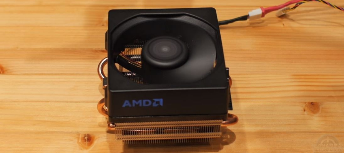 #CES2016: AMD Wraith, el nuevo disipador CPU de referencia de AMD