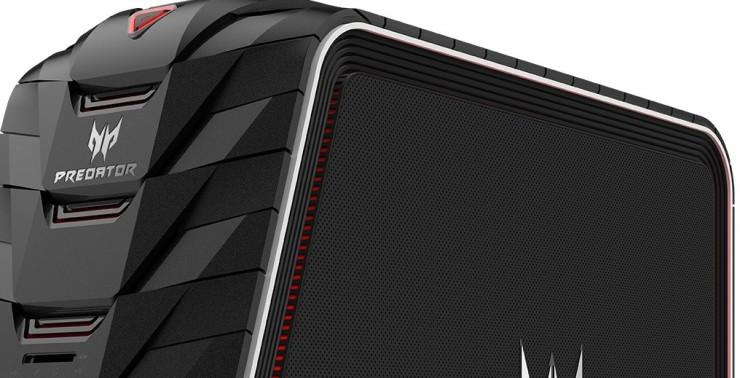 Acer Predator G6-710 - Portada