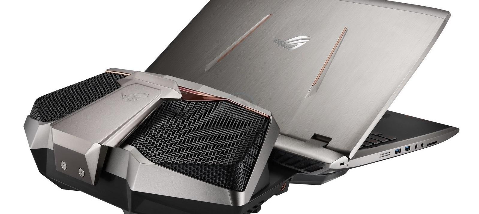 Asus ROG GX700 lanzado por 4.499 euros, incluye maleta de viaje