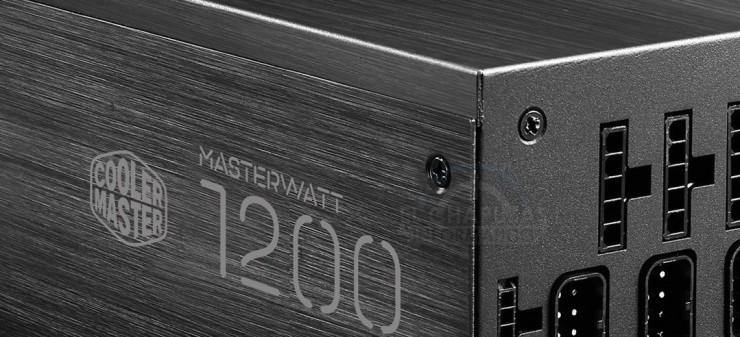 Cooler Master MasterWatt Maker 1200 - Portada