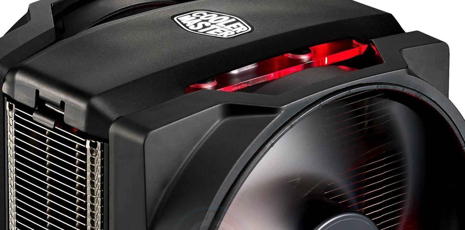 #CES2016: Cooler MasterAir Maker 8, disipador con cámara de vapor