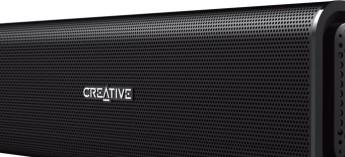 Creative Sound Blaster Roar Pro - Portada