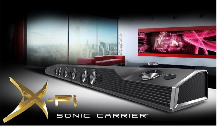 Creative X-Fi Sonic Carrier