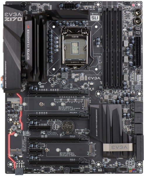EVGA Z170 Classified-K (1)