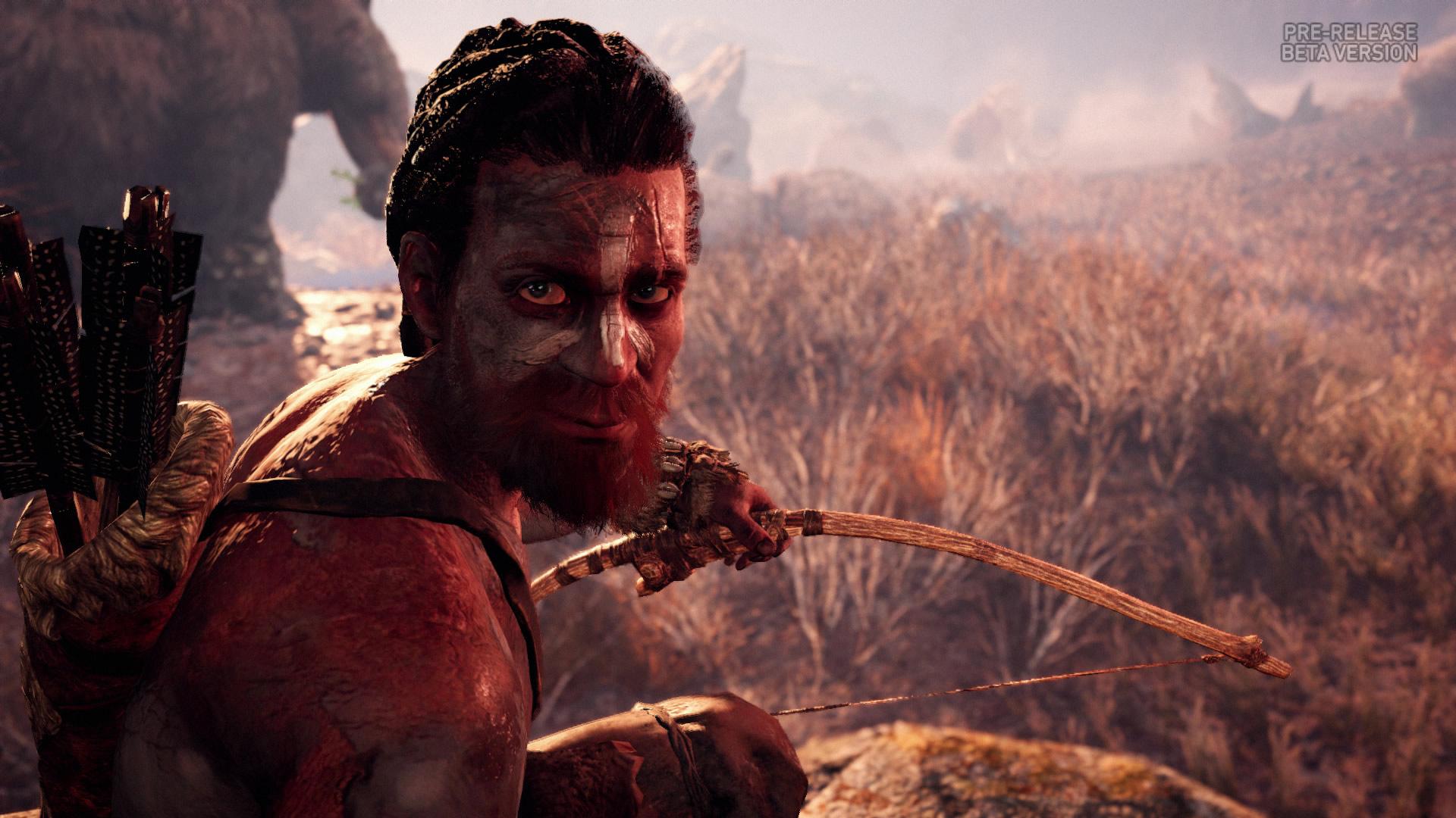 Far Cry Primal Bajo Lupa En Playstation 4 1920 X 1080p At 30 Fps