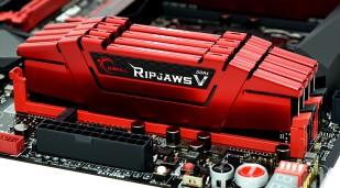 G.Skill Ripjaws V DDR4 128GB @ 3000 MHz