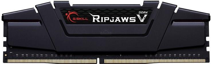 G.Skill Ripjaws V DDR4 128GB negro