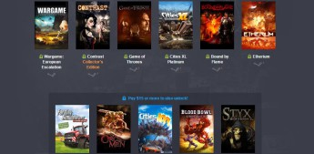 Humble Bundle - Focus Home Interactive