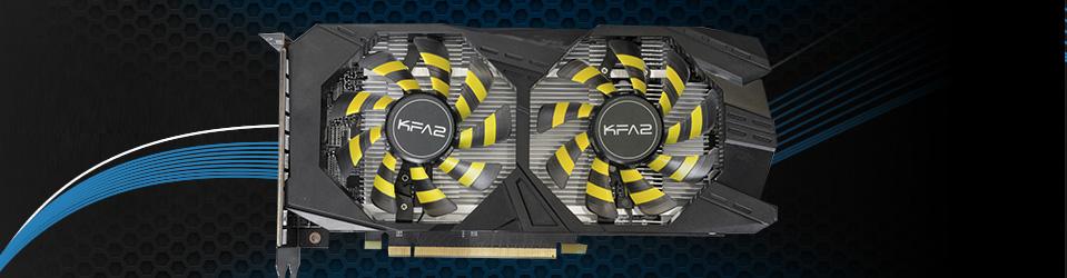 Review: KFA2 GeForce GTX 950 Black OC Sniper Edition