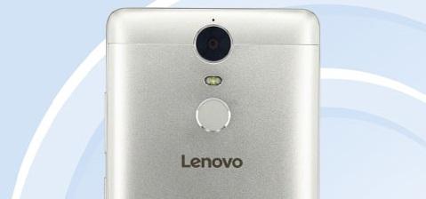 Lenovo K5 Note TENAA - Portada