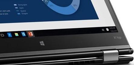 #CES2016 – Lenovo ThinkPad X1 Carbon, Yoga y Tablet: Convertibles con Windows 10
