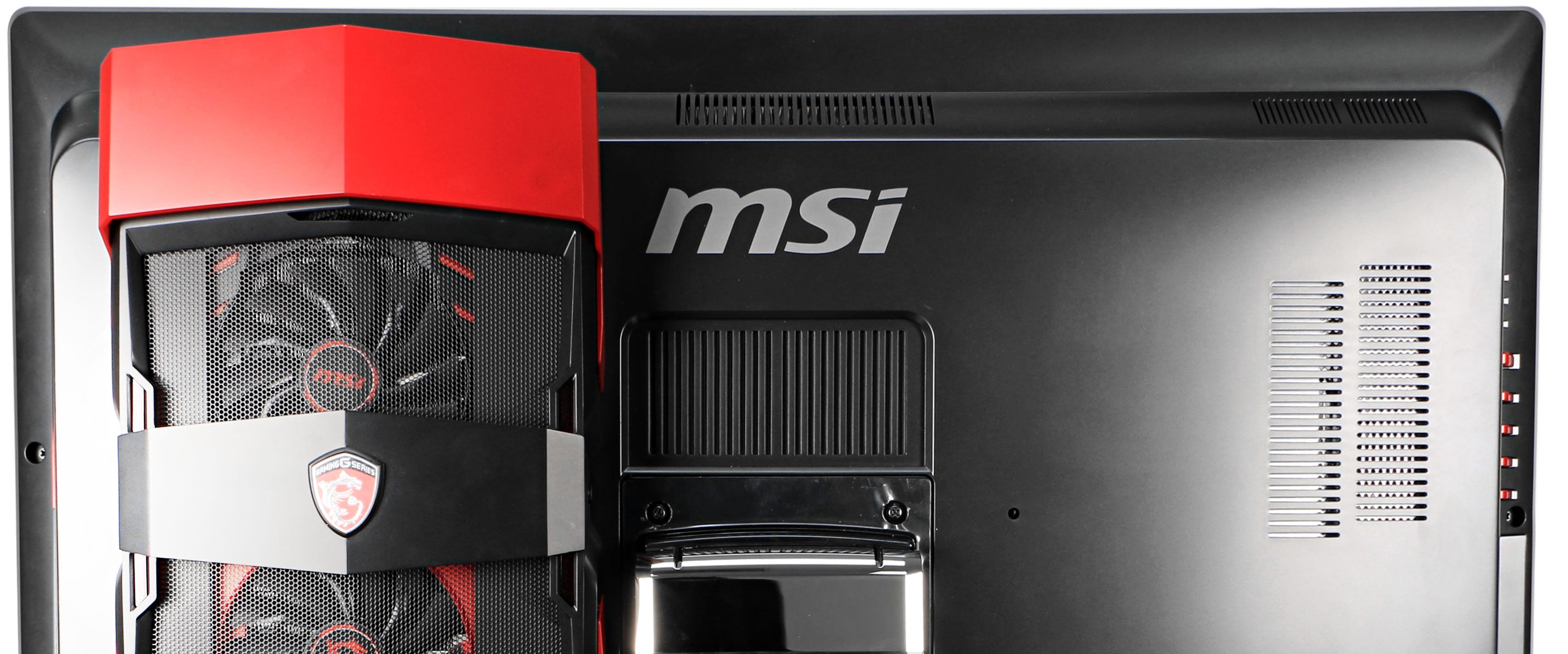 #CES2016: MSI Gaming 27XT, AiO que sí, que es gaming y sin luces