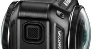 Nikon KeyMission 360 - Portada