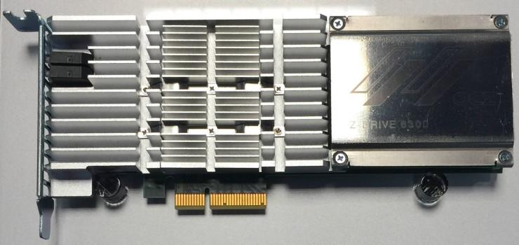OCZ ZDrive6300 - Portada