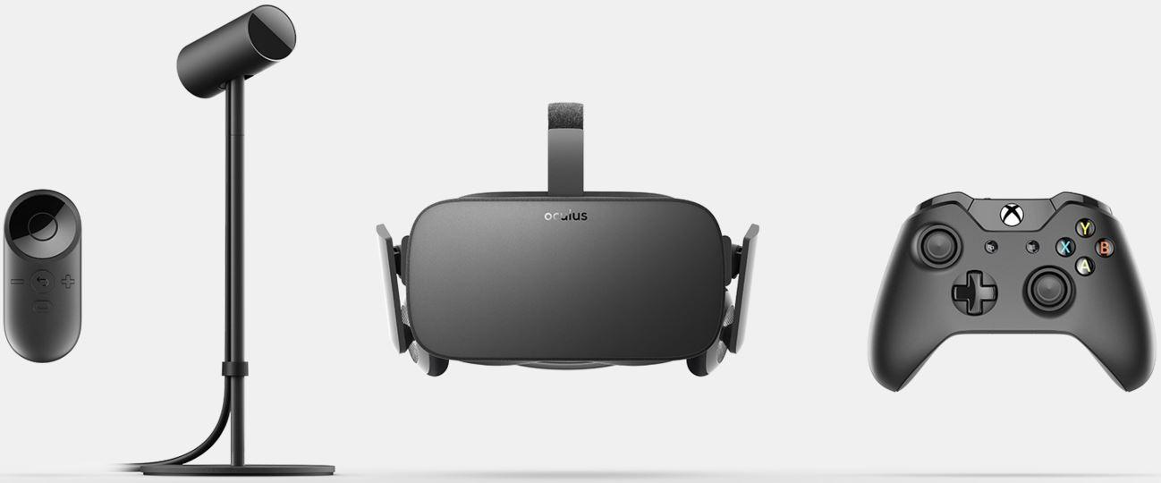 Oculus rebaja el precio de su pack Rift y mandos Touch hasta los 449 euros