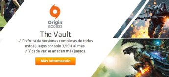 Origin Access - Portada