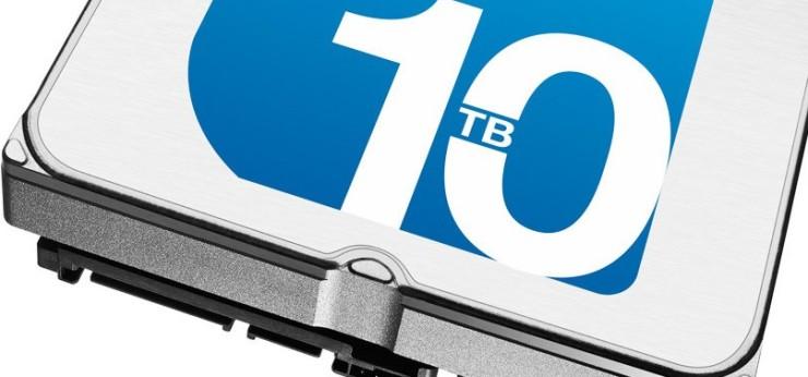 Seagate 10TB Enterprise Capacity - Portada